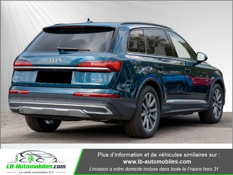 Audi Q7 3.0 TDI Bleu occasion à Beaupuy - photo n°3
