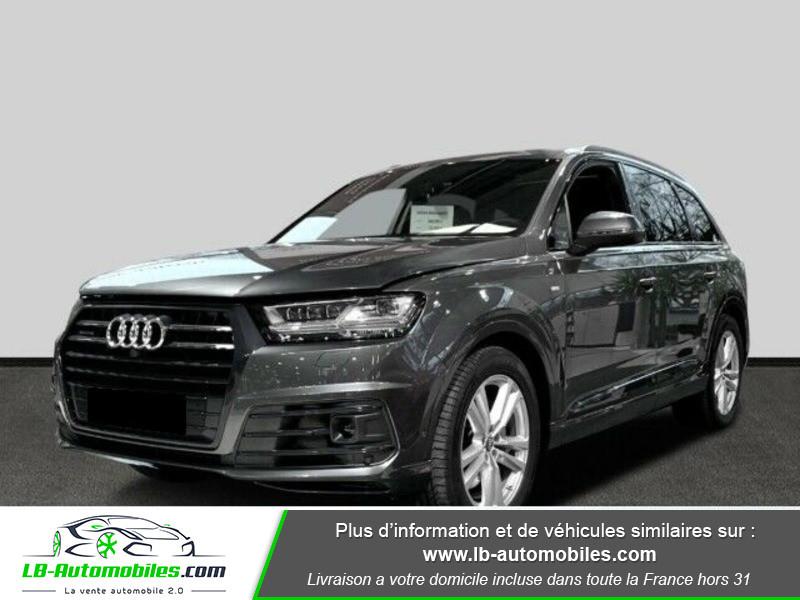 Audi Q7 3.0 TDI Gris occasion à Beaupuy