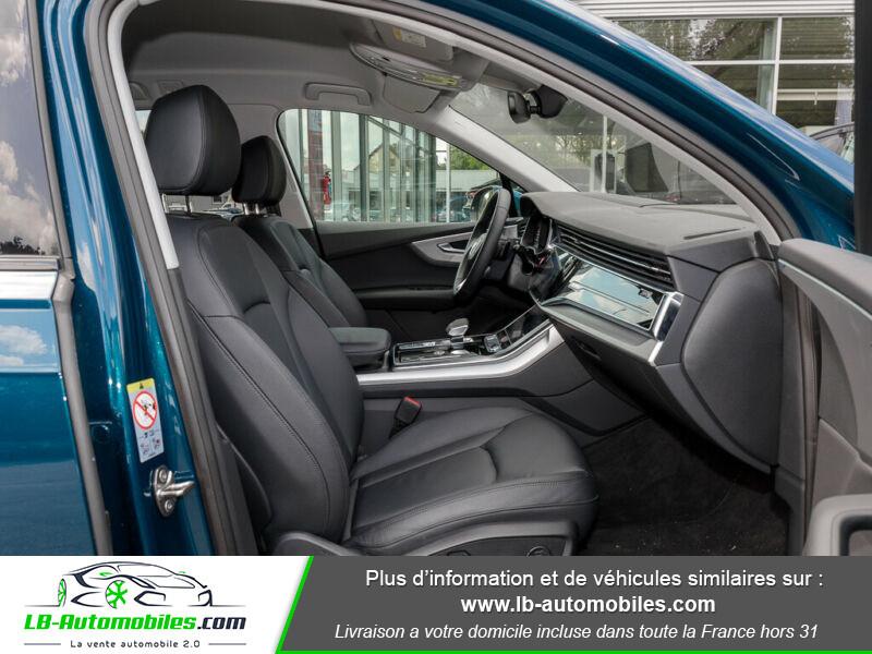 Audi Q7 3.0 TDI Bleu occasion à Beaupuy - photo n°4