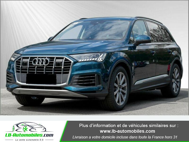 Audi Q7 3.0 TDI Bleu occasion à Beaupuy