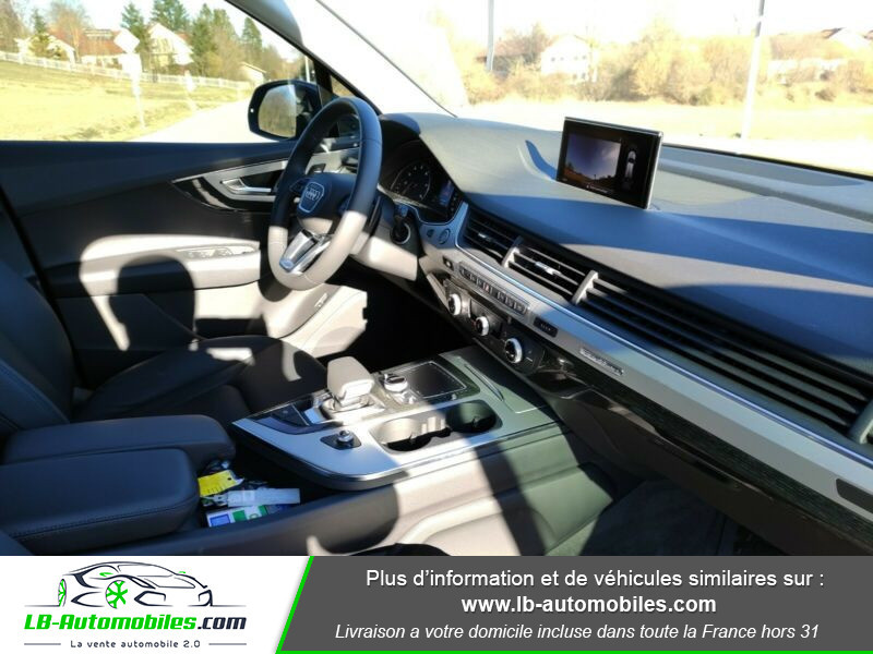 Audi Q7 3.0 TDI Noir occasion à Beaupuy - photo n°7