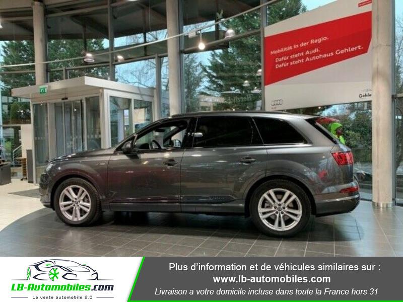 Audi Q7 3.0 TDI Gris occasion à Beaupuy - photo n°4