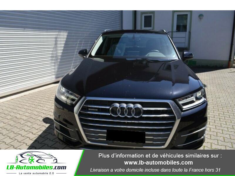 Audi Q7 3.0 TDI Noir occasion à Beaupuy - photo n°3