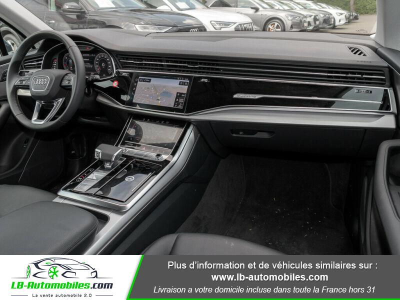 Audi Q7 3.0 TDI Bleu occasion à Beaupuy - photo n°2