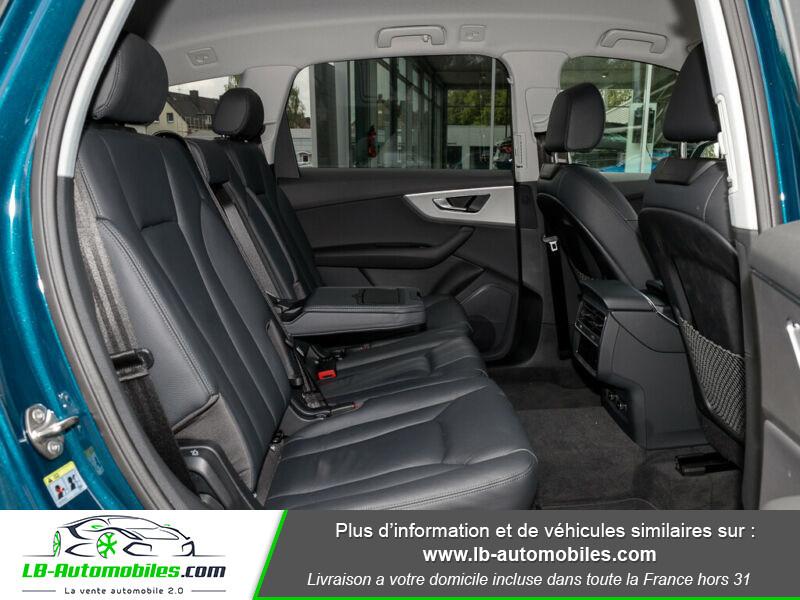 Audi Q7 3.0 TDI Bleu occasion à Beaupuy - photo n°7