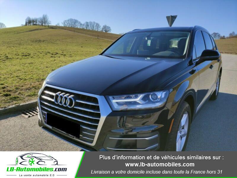 Audi Q7 3.0 TDI Noir occasion à Beaupuy - photo n°5