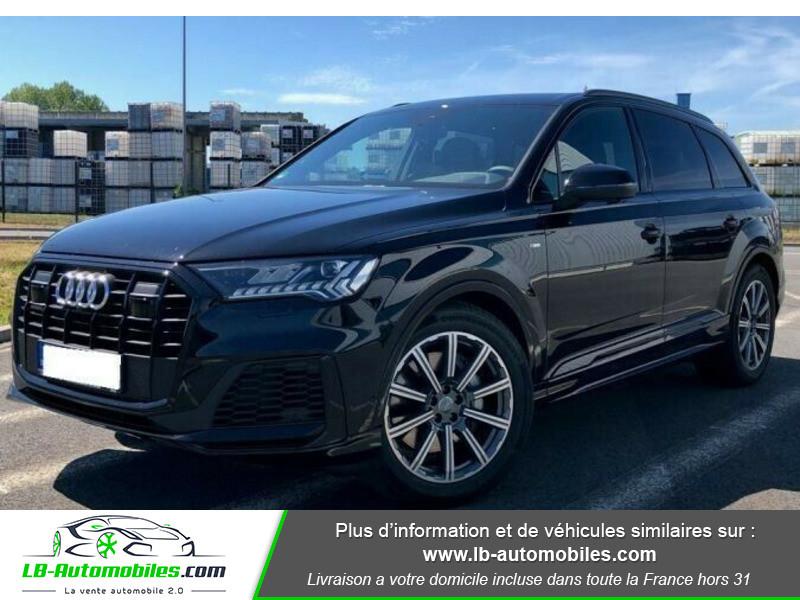 Audi Q7 3.0 TDI Noir occasion à Beaupuy