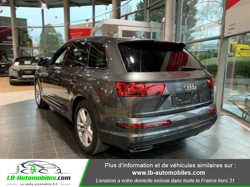 Audi Q7 3.0 TDI Gris occasion à Beaupuy - photo n°3