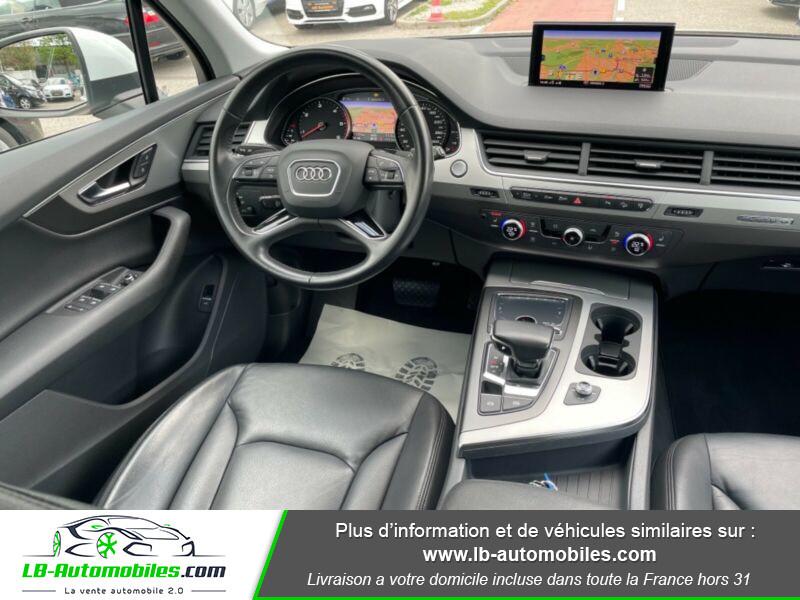 Audi Q7 3.0 TDI Blanc occasion à Beaupuy - photo n°2