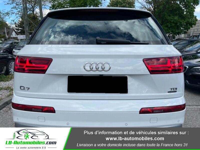 Audi Q7 3.0 TDI Blanc occasion à Beaupuy - photo n°6