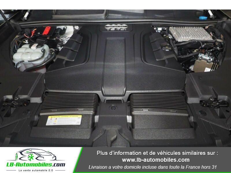 Audi Q7 3.0 TDI Bleu occasion à Beaupuy - photo n°5