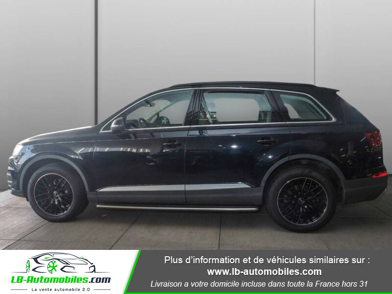 Audi Q7 3.0 TDI Bleu occasion à Beaupuy - photo n°6
