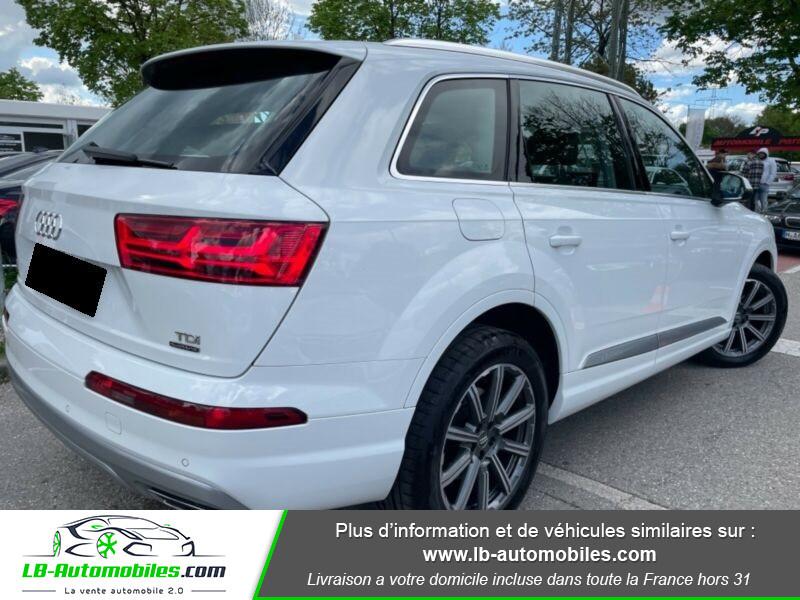 Audi Q7 3.0 TDI Blanc occasion à Beaupuy - photo n°7