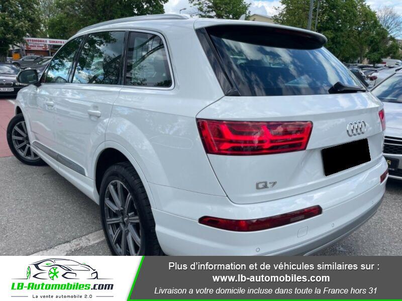 Audi Q7 3.0 TDI Blanc occasion à Beaupuy - photo n°3