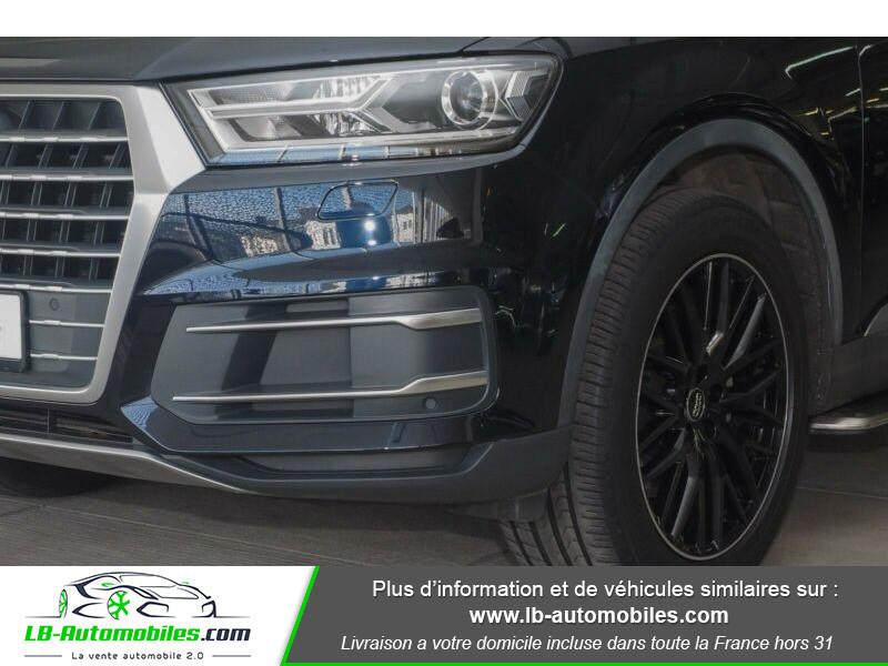 Audi Q7 3.0 TDI Bleu occasion à Beaupuy - photo n°11