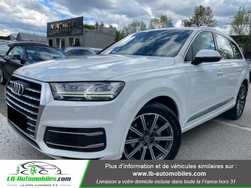 Audi Q7 3.0 TDI Blanc occasion à Beaupuy