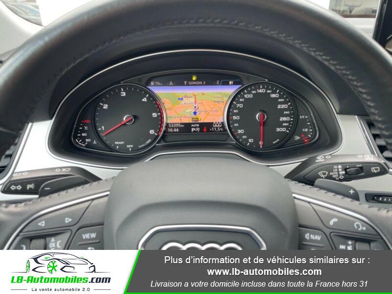 Audi Q7 3.0 TDI Blanc occasion à Beaupuy - photo n°8