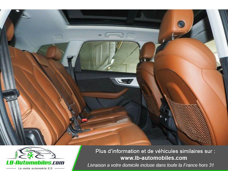 Audi Q7 3.0 TDI Bleu occasion à Beaupuy - photo n°12