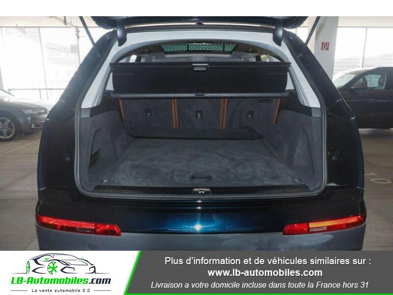 Audi Q7 3.0 TDI Bleu occasion à Beaupuy - photo n°14