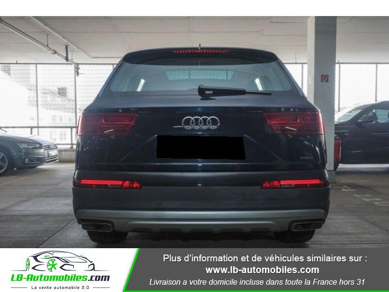 Audi Q7 3.0 TDI Bleu occasion à Beaupuy - photo n°13