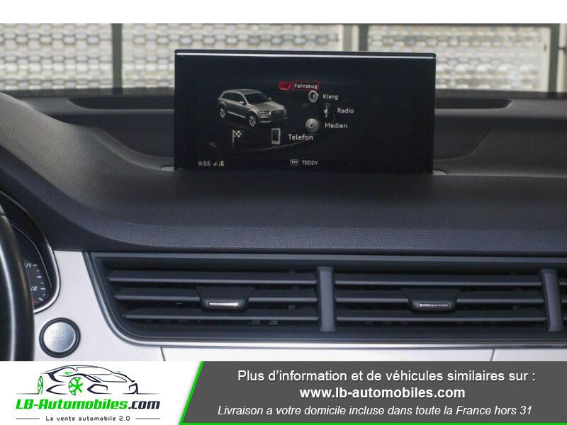 Audi Q7 3.0 TDI Bleu occasion à Beaupuy - photo n°9