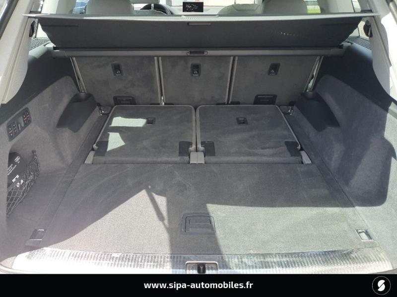 Audi Q7 3.0 V6 TDI 272ch clean diesel Avus Extended quattro Tiptroni Gris occasion à Lescar - photo n°6