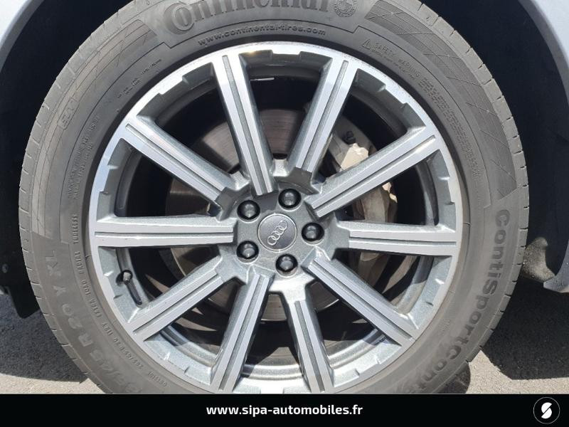 Audi Q7 3.0 V6 TDI 272ch clean diesel Avus Extended quattro Tiptroni Gris occasion à Lescar - photo n°7