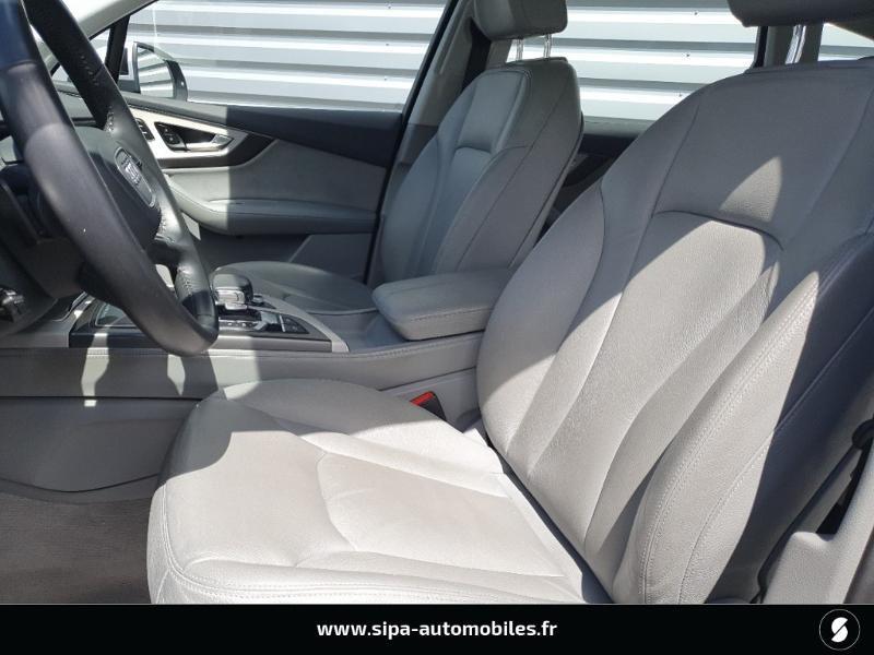 Audi Q7 3.0 V6 TDI 272ch clean diesel Avus Extended quattro Tiptroni Gris occasion à Lescar - photo n°4