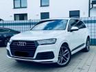 Audi Q7 3.0 V6 TDI 272CH CLEAN DIESEL S LINE QUATTRO TIPTRONIC 5 PLA Blanc à Villenave-d'Ornon 33
