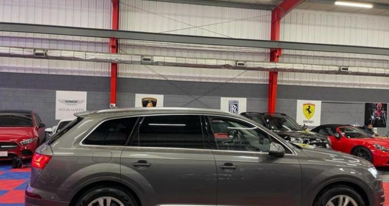Audi Q7 3.0 v6 tdi 272cv 7 places Beige occasion à Brie-Comte-Robert - photo n°2