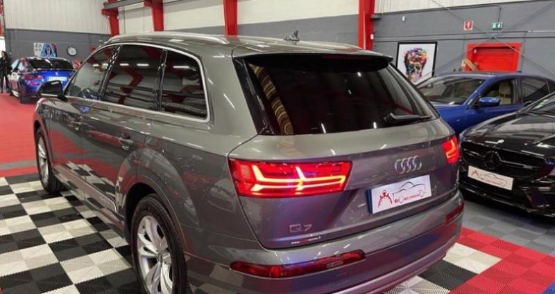 Audi Q7 3.0 v6 tdi 272cv 7 places Beige occasion à Brie-Comte-Robert - photo n°4