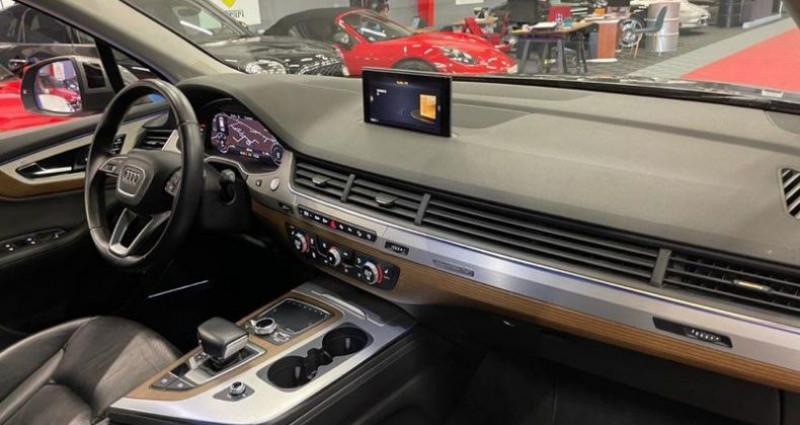 Audi Q7 3.0 v6 tdi 272cv 7 places Beige occasion à Brie-Comte-Robert - photo n°5
