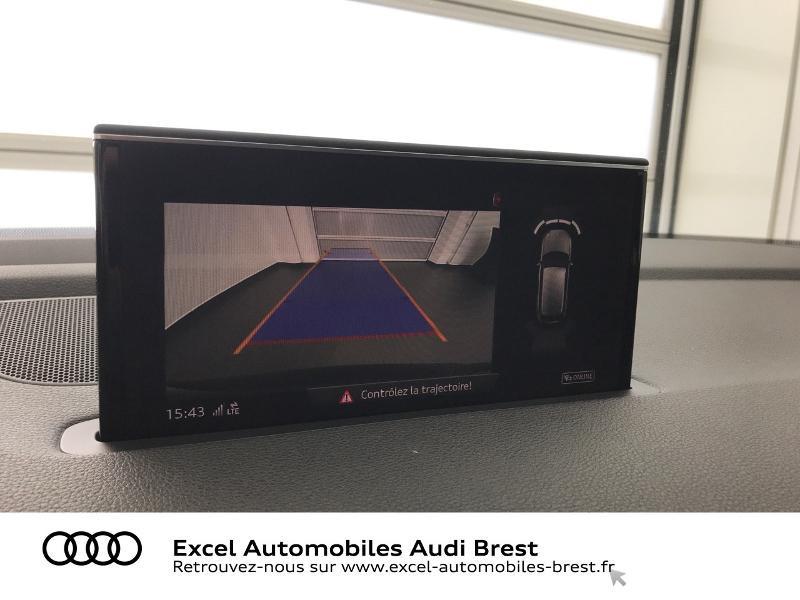 Audi Q7 3.0 V6 TDI 373ch e-tron Avus quattro Tiptronic Noir occasion à Brest - photo n°13
