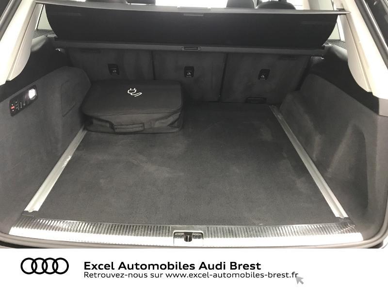 Audi Q7 3.0 V6 TDI 373ch e-tron Avus quattro Tiptronic Noir occasion à Brest - photo n°9
