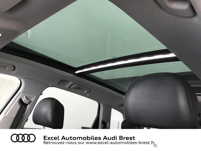 Audi Q7 3.0 V6 TDI 373ch e-tron Avus quattro Tiptronic Noir occasion à Brest - photo n°11