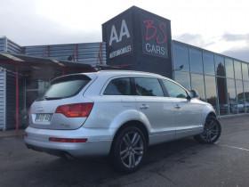 Audi Q7 3.6 V6 FSI 280ch S line quattro 7 places Gris occasion à Castelmaurou - photo n°2