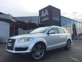Audi Q7 Gris, garage BS CARS.COM à Castelmaurou