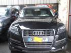 Audi Q7 3L  TDI moteur neuf Noir 2007 - annonce de voiture en vente sur Auto Sélection.com