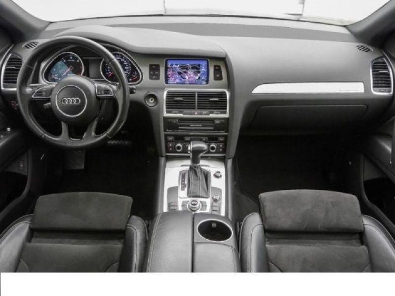 Audi Q7 4.2 TDI Quattro 340 7 places Gris occasion à Beaupuy