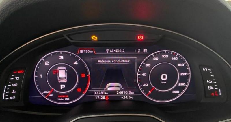 Audi Q7 45 TDI 231ch Avus Extended quattro tiptronic 7 places Gris occasion à Chambourcy - photo n°4