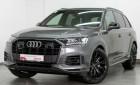 Audi Q7 50 TDI 286CH S LINE QUATTRO TIPTRONIC 5 PLACES Gris à Villenave-d'Ornon 33