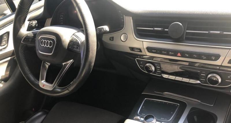 Audi Q7 quattro 3.0 v6 tdi clean diesel 272 lux Noir occasion à LA BAULE - photo n°6