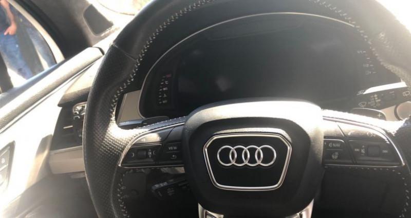 Audi Q7 quattro 3.0 v6 tdi clean diesel 272 lux Noir occasion à LA BAULE - photo n°7