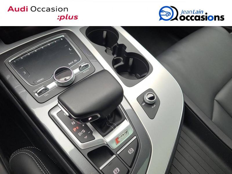 Audi Q7 SQ7 V8 4.0 TDI Clean Diesel 435 Tiptronic 8 Quattro 5pl  5p  occasion à Cessy - photo n°13