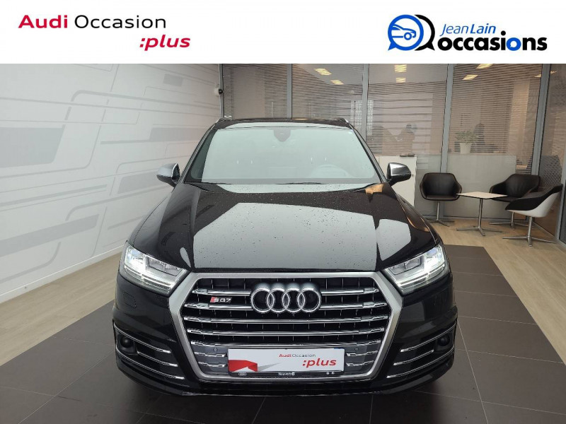 Audi Q7 SQ7 V8 4.0 TDI Clean Diesel 435 Tiptronic 8 Quattro 5pl  5p  occasion à Cessy - photo n°2