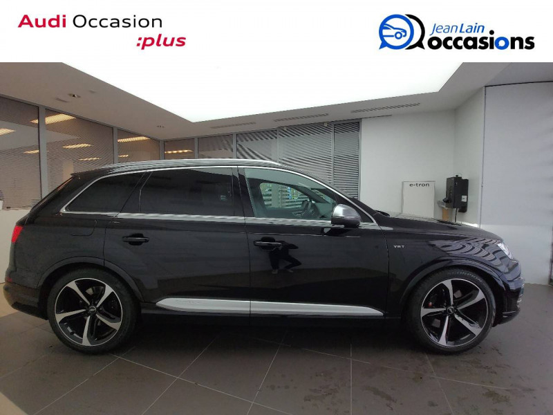 Audi Q7 SQ7 V8 4.0 TDI Clean Diesel 435 Tiptronic 8 Quattro 5pl  5p  occasion à Cessy - photo n°4