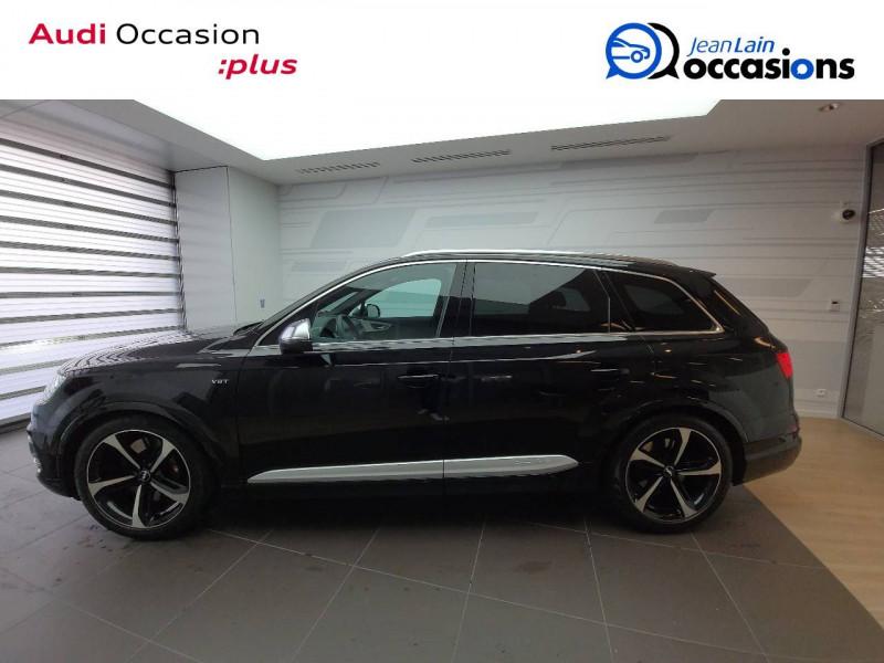 Audi Q7 SQ7 V8 4.0 TDI Clean Diesel 435 Tiptronic 8 Quattro 5pl  5p  occasion à Cessy - photo n°8