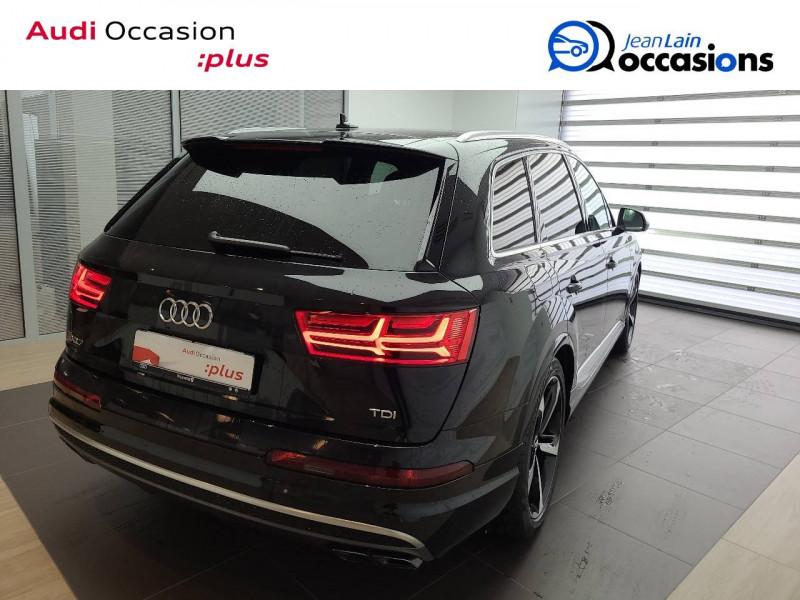 Audi Q7 SQ7 V8 4.0 TDI Clean Diesel 435 Tiptronic 8 Quattro 5pl  5p  occasion à Cessy - photo n°5