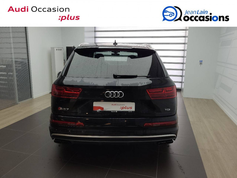 Audi Q7 SQ7 V8 4.0 TDI Clean Diesel 435 Tiptronic 8 Quattro 5pl  5p  occasion à Cessy - photo n°6