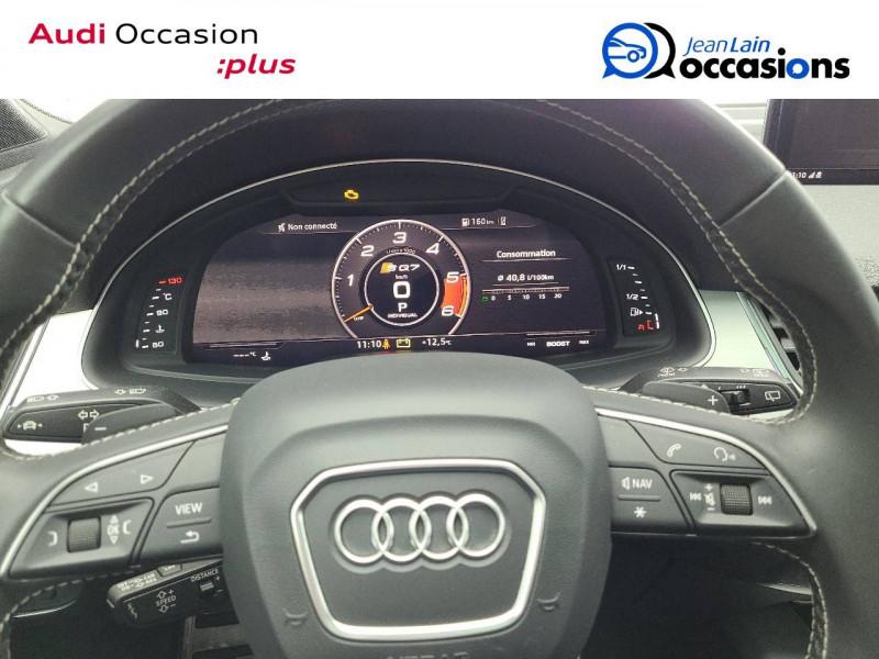 Audi Q7 SQ7 V8 4.0 TDI Clean Diesel 435 Tiptronic 8 Quattro 5pl  5p  occasion à Cessy - photo n°12